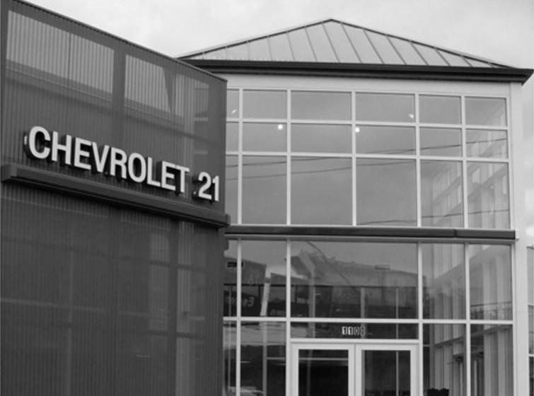 Chevrolet 21